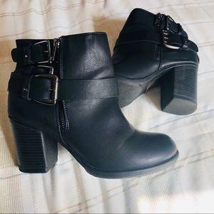 Torrid ankle booties